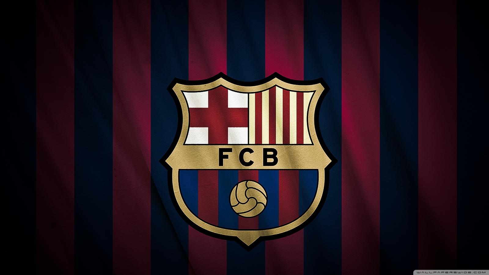 wallpaper escudo barcelona fc