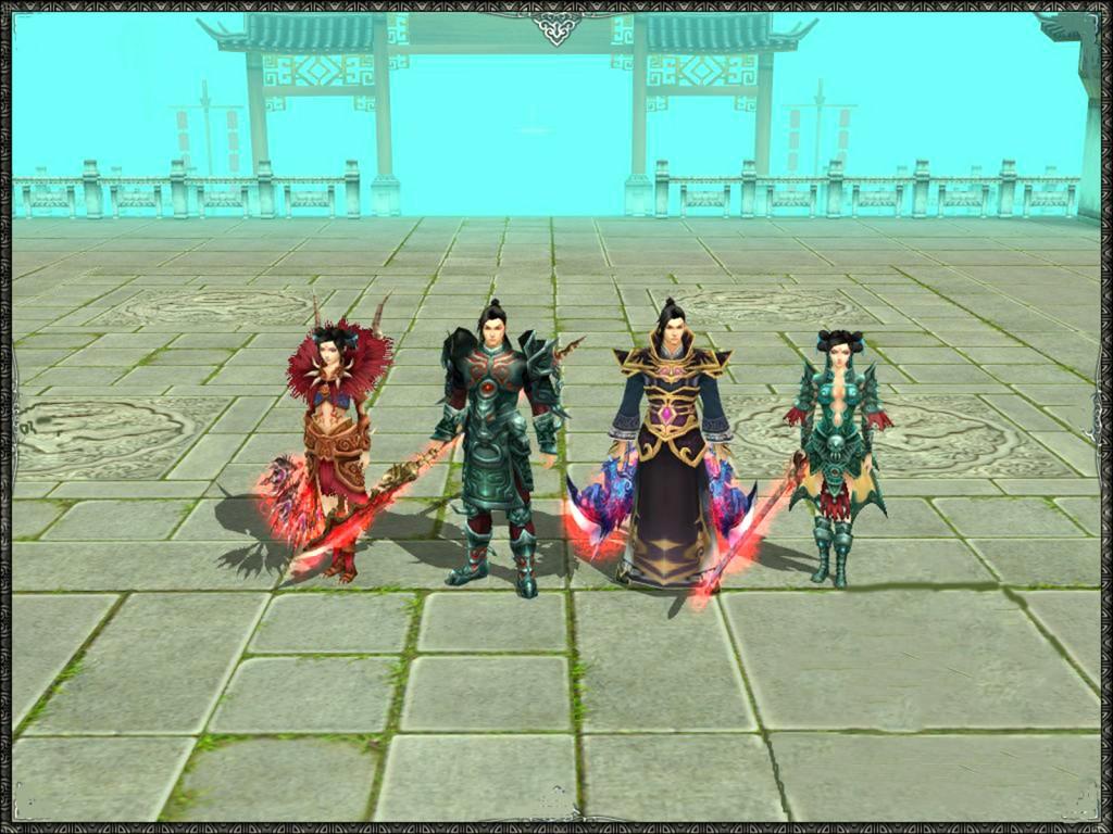 wallpaper del juego dragon oath