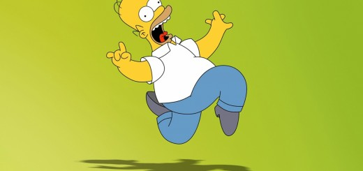 wallpaper de homer simpson