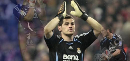 Wallpaper de Casillas, el mejor portero del mundo