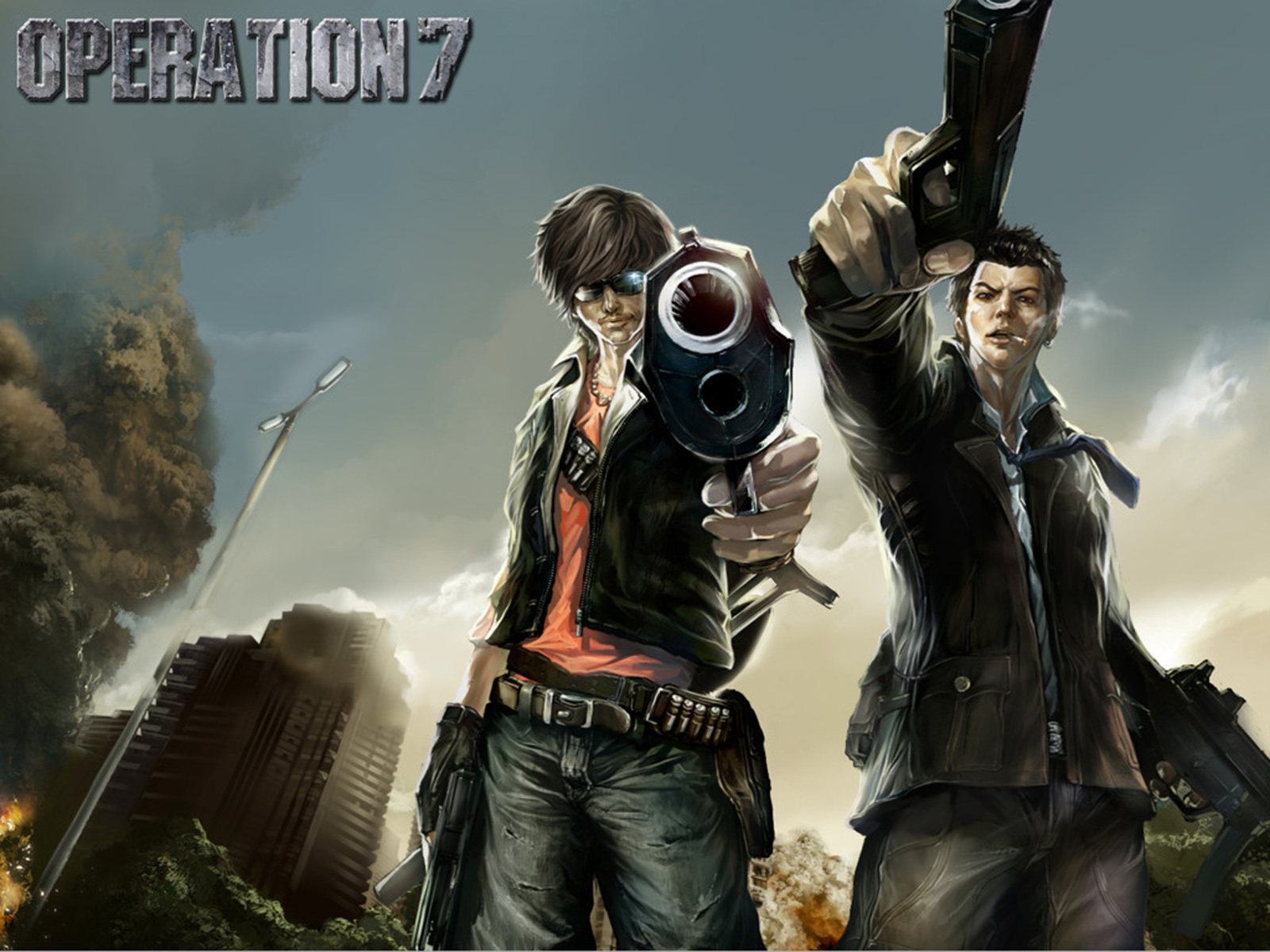 wallpaper dle juego operation 7