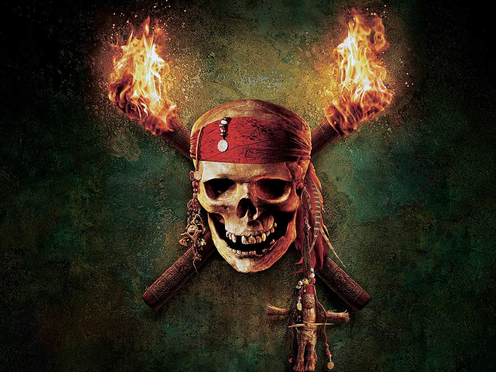 wallpaper hd piratas del caribe 001