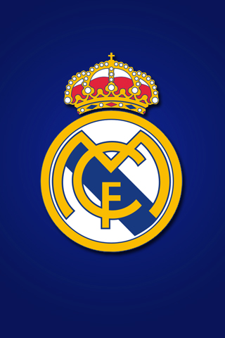 wallpaper iphone, escudo real madrid
