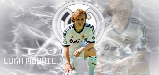 wallpaper luka modric con real madrid