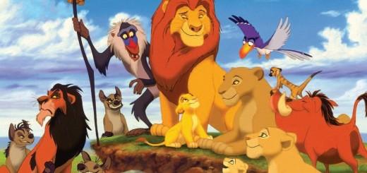wallpaper hd el rey leon con todos los personajes
