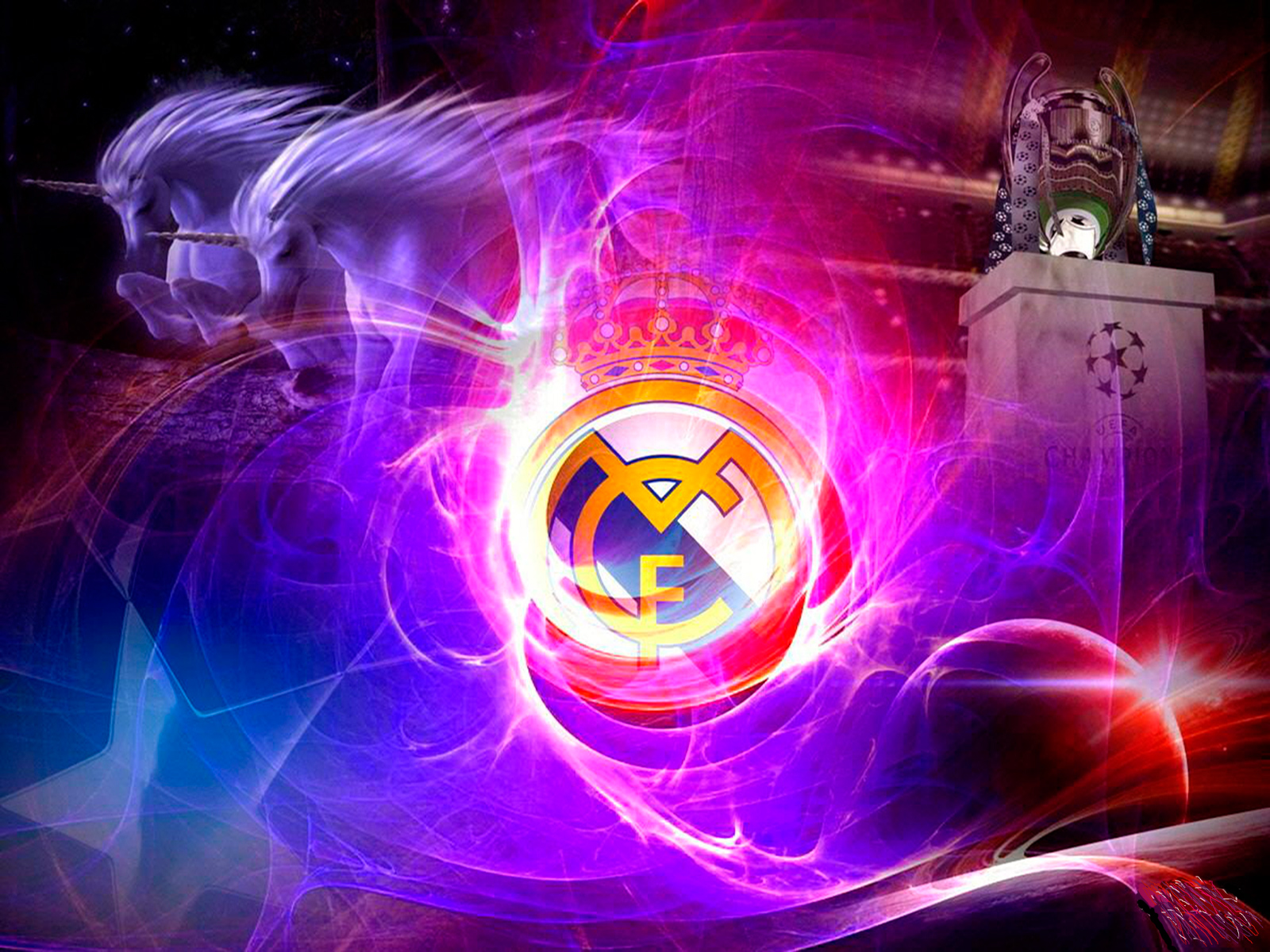 wallpaper hd real madrid y cibeles