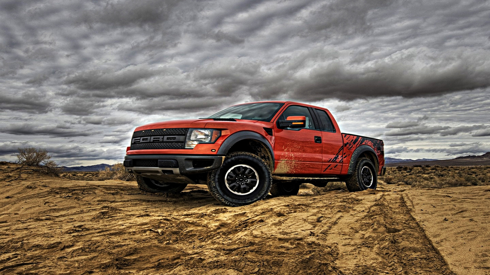 wallpaper hd Ford 4x4