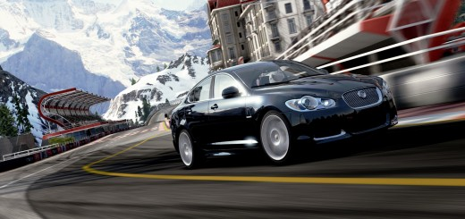 wallpaper hd del juego forza motorsport 4 paisaje nevado