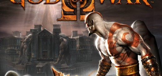 wallpaper del juego god of war 2