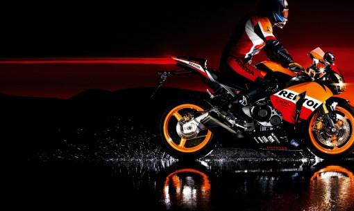 fondo de pantalla moto honda gp