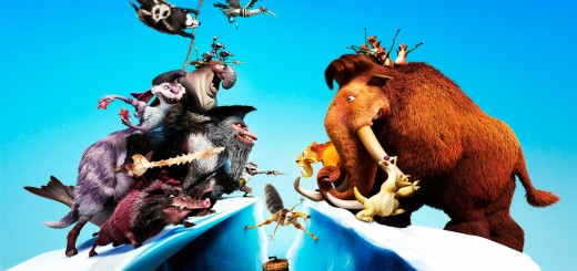 wallpaper hd de una escena de ice age