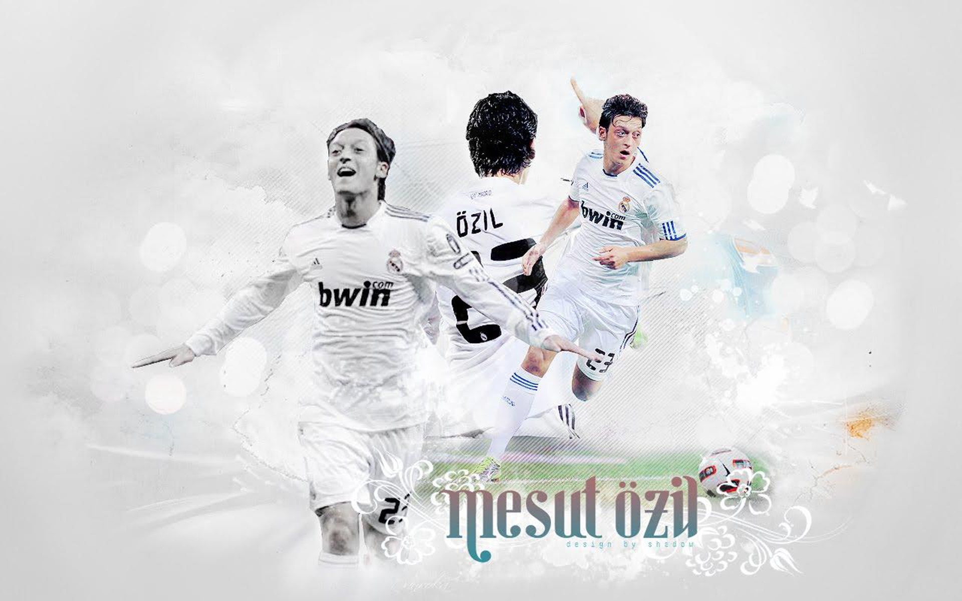 wallpaper Mesut Ozil. Real Madrid