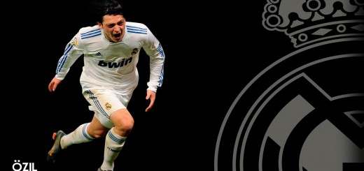 wallpaper de ozil en real madrid