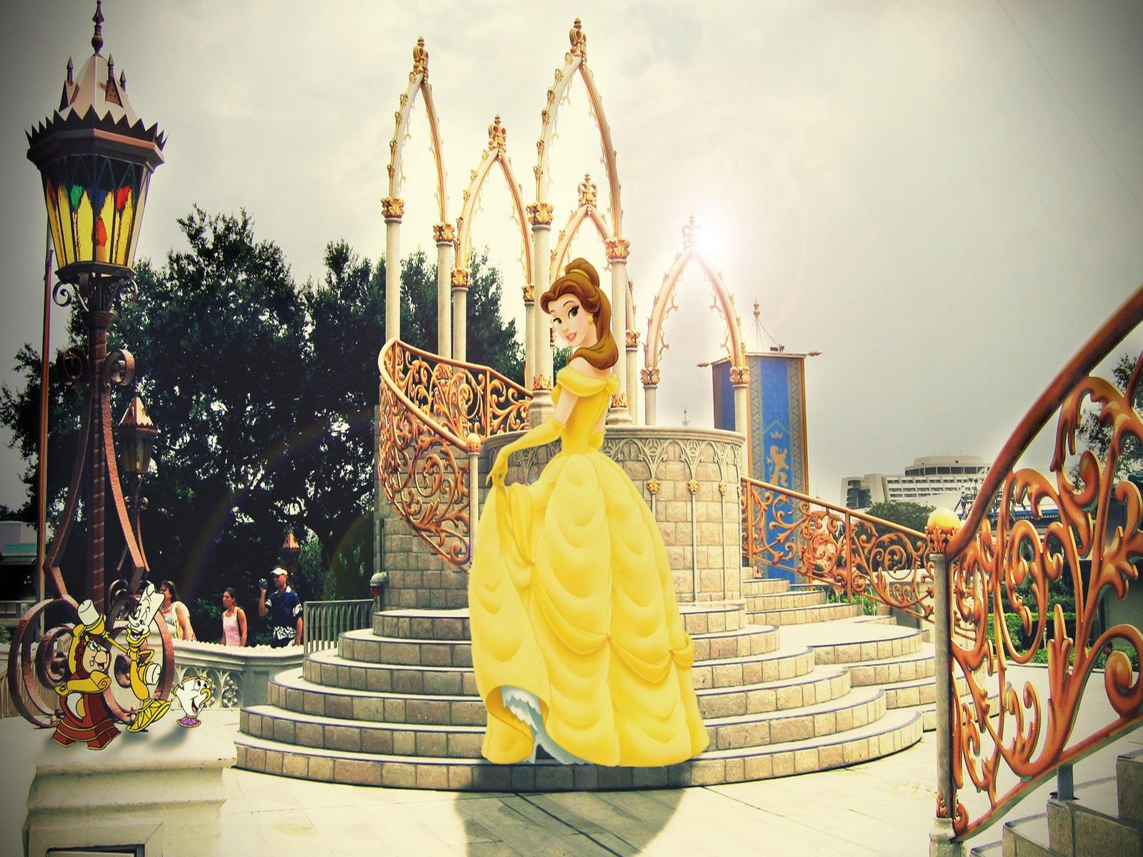 wallpaper princesas disney