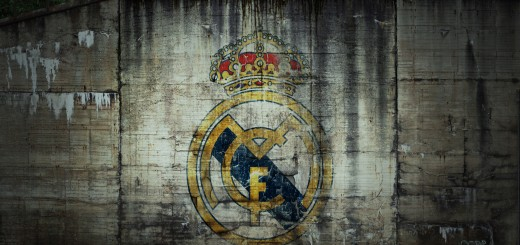 wallpaper escudo real madrid en graffiti