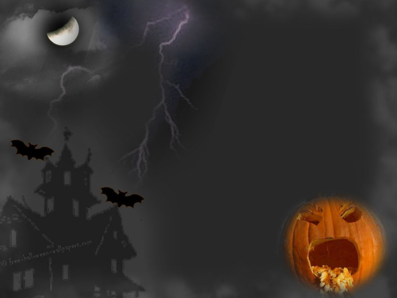 wallpaper de halloween para escritorio