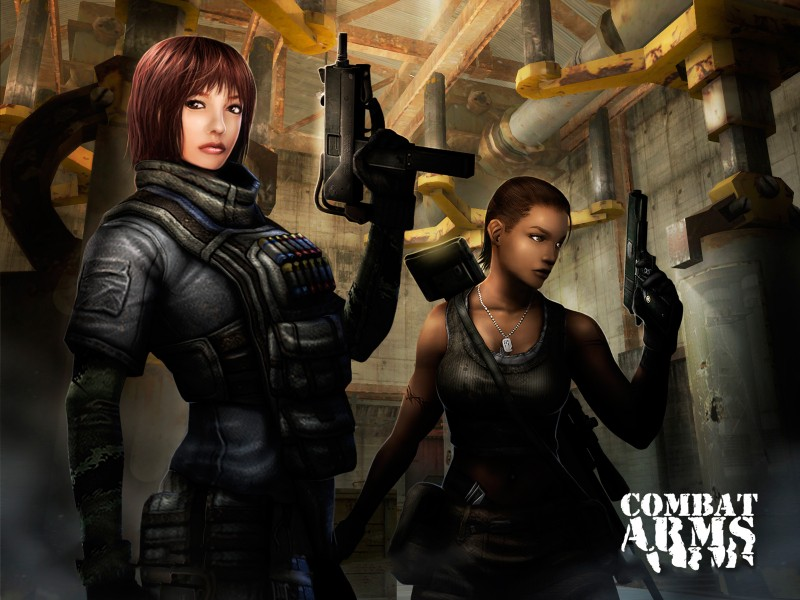 wallpaper hd del juego Combat Arms