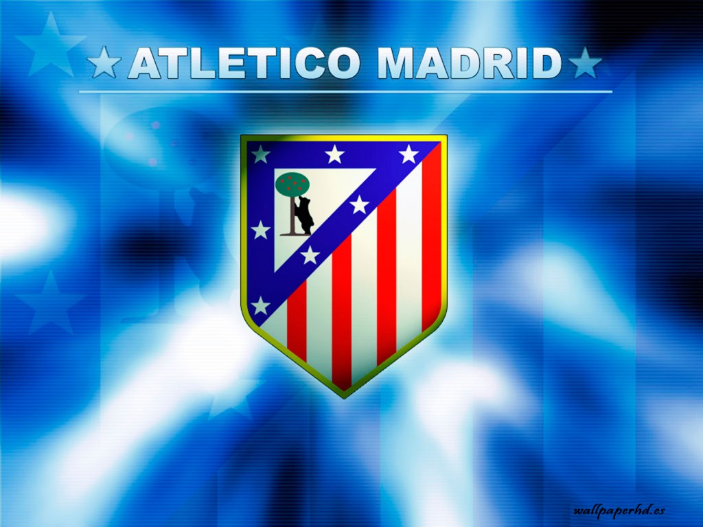 escudo del club atletico de madrid
