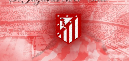wallpaper hd del escudo del club de futbol atletico de madrid