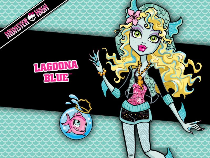 Lagoona de Monster high