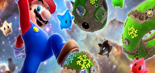 Wallpaper hd de mario bros