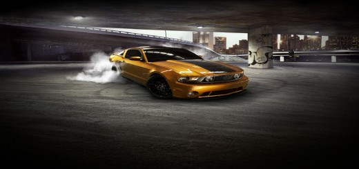 wallpaper hd mustang competicion