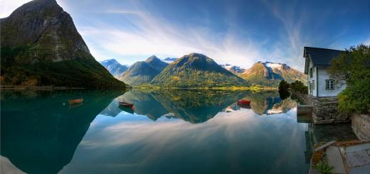 paisaje noruego
