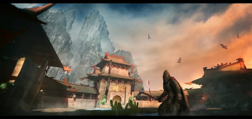imagen del juego age of conan