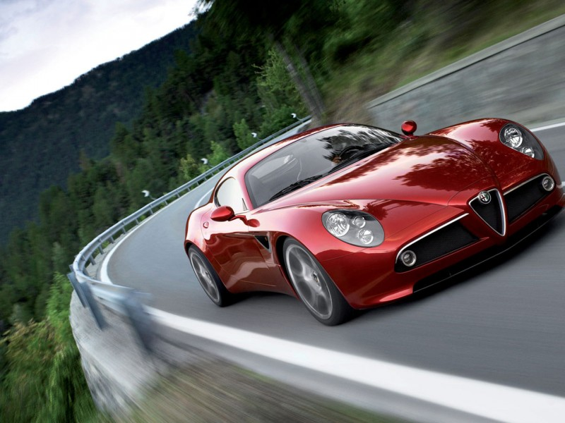 wallpaper hd alfa romeo