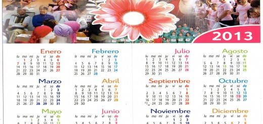 wallpaper hd calendario 2013