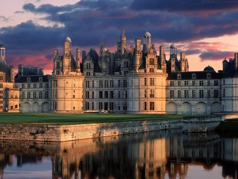 castillo Chambord Francia