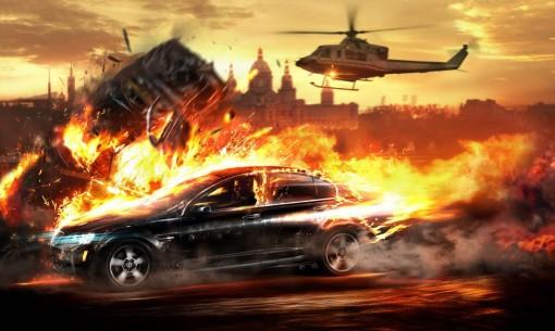 fondo de pantalla hd autos y guerra